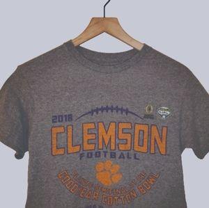 4/$25 Clemson Football Goodyear Cotton Bowl Tee